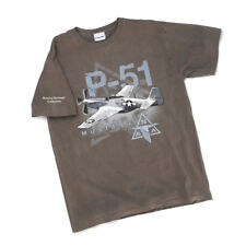 Mustang p-51 T-shirt Boeing collection 100% coton Taille M