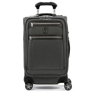 """Travelpro Platinum® Elite 21"""" Expandable Carry-On Spinner Luggage Travel"""