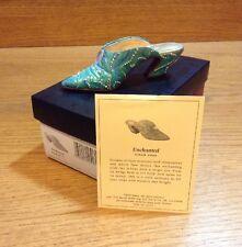 Raine Just the Right Shoe Coa Box Enchanted 25171