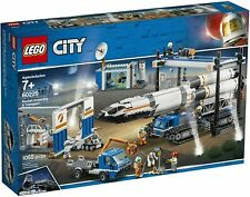 LEGO City: Rocket Assembly & Transport (60229) Complete and Factory Sealed Space