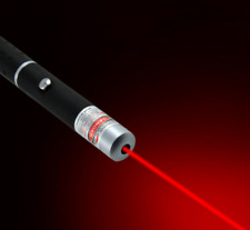 POWERFUL red LASER LAZER POINTER PEN HIGH POWER PROFESSIONAL 1mW 532nm UK
