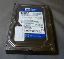 """Western Digital Caviar Blue WD5000AAKX-001CA0 3.5"""" 7.2K SATA Hard Drive 500GB"""