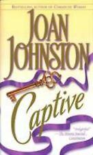Captive Mass Market Paperbound Joan Johnston