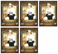 (5) 2009-10 Upper Deck Biography of a Season #BOS2 Evgeni Malkin Lot Penguins