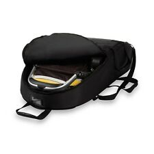 Quinny Buzz Travel Bag Stroller Transport Bag with Wheels in Black