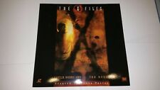 THE X FILES Little Green Men / The Host LaserDisc Laser Video Disc