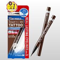 K-Palette 24H Water-Proof Real Lasting Eyeliner Deep Brown WP DB 001 0.02 fl oz
