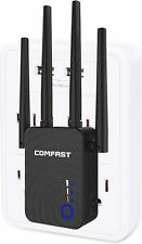 1200 MPS DUAL WiFi Range Extender Internet Booster Wireless Signal Repeater