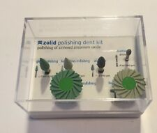 Zolid Polishing Dent-Kit Amann Girrbach Ref. 875550