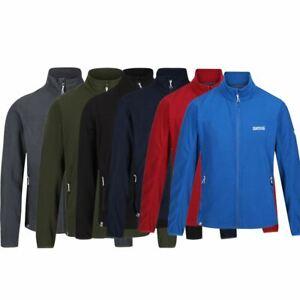 Regatta / Trespass Mens Full Zip Anti Pill Polar Fleece Workwear Outdoor Jacket