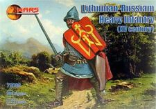Mars 1/72 Lithuanian-Russian Heavy Infantry XV Century # 72066