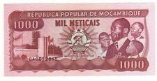 MOZAMBIQUE 1000 METICAIS 1989 UNC FDS  UNCIRCULATED  (7)