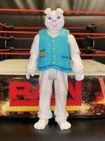 WWE Mattel action figure BASIC ADAM ROSE's BUNNY RARE kid Wrestling