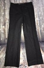 Women's Banana Republic Dress Pants Size 6 Wool Blend