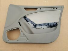 AUDI A4 B8 FRONT RIGHT SIDE DOOR CARD TRIM PANEL CREAM RHD 8K2867106