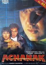 ACHANAK- ORIGINAL EROS BOLLYWOOD DVD - GOVINDA & MANISHA KOIRALA.