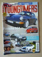 Youngtimers n°42, Porsche Carrera 964, Alfa Romeo 145 2.0, Renault Safrane Bitur