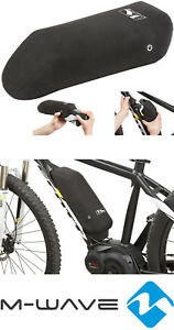 Akkuschutzhülle Bosch Shimano Akku Schutzhülle Akku Schutztasche Fahrrad M-Wave