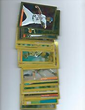 1994 Score-lot of 37 Gold Rush parallels