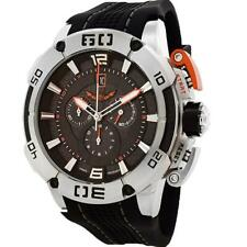 ISW MEN'S CHRONOGRAPH STAINLESS STEEL WATCH ISW-1001-01