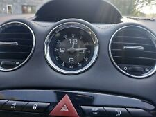 2010- Peugeot Rcz analogue  clock