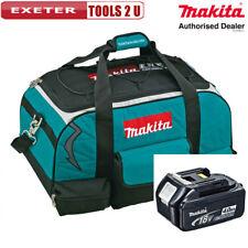 Makita LXT400 Heavy Duty Borsa Attrezzi 831278-2 + 18 V BATTERIA 4ah