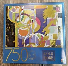 Milton Bradley Gold Dore by Spinmaster 750 piece Jigsaw Puzzle 2019