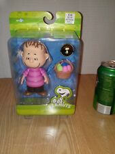 "Peanuts Charlie Brown 5"" Figure With Easter Basket Sealed New 2010 Forever Fun"