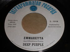 Deep Purple: Emmaretta / The Bird Has Flown 45
