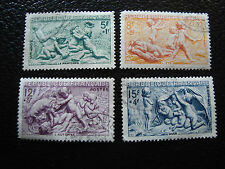 FRANCE - timbre yvert et tellier n° 859 a 862 obl (A17) stamp french