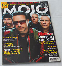 MOJO #140 July 2005 Engl. U2 Foo Fighters Hendrix Teenage Fanclub Cream NO CD