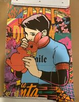 Faile Bunny Boy Dreams Art Limited Edition Signed Numbered Silkscreen /350