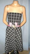 Chesley Strapless Sun Dress Size Medium (9/10 Estimate) Cru