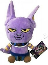 """Dragon Ball Super Beerus 6"""" Official Plush Exclusive Toei Series 2 New w/tags"""