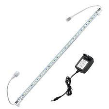 [in.tec] 50cm aluminio Led Barra de luz + Fuente alimentación blanco luz fría