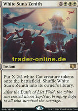 WHITE SUN 'S ZENITH (Zenit del Sole Bianchi) COMMANDER Magic 2014
