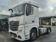2012 MB Actros MP4 breaking for parts !!!