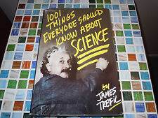 One Thousand and One Things Everyone Should Know about Science (Very Good)