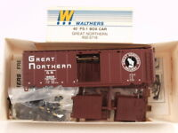Walthers HO 932-3718 40' PS-1 Boxcar Kit Great Northern GN #18626