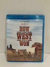 How the West Was Won (Blu-ray Disc, 2011, Canadian French)