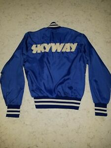 SKYWAY 1981 NOS EMBROIDERED FACTORY JACKET