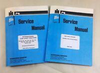 IHC CUB CADET GARDEN TRACTOR 1450 1650 REPAIR SERVICE SHOP MANUAL LAWN MOWER