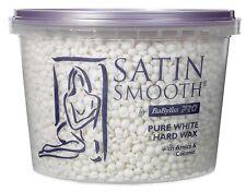 Babyliss Pro Satin Smooth Pure White Hard Wax with Arni 700g