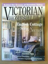 Victorian Homes Summer 2014 FREE SHIPPING, English Cottage Style Secrets!