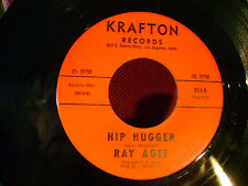 MINT/M- ORIG FUNK SOUL BLUES 45~RAY AGEE~HIP HUGGER/THEY CALL MERRY XMAS
