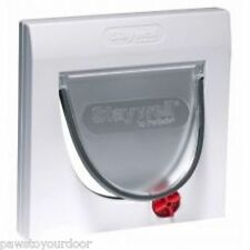 Staywell Petsafe cat flap 919 catflap 4 way locking  / pet door