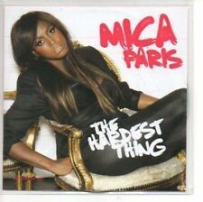 (AP731) Mica Paris, The Hardest Thing - DJ CD