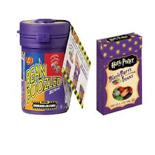 2X 1 Harry Potter BERTIE BOTTS + 1 MYSTERY DISPENSER GAME 3.5oz 2 pack #102249G
