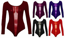 Patternless Body Fitted Tops & Shirts for Women