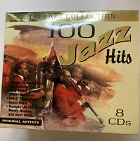 100 Jazz Hits The Jazz Collection 8 CD Set (missing #2)